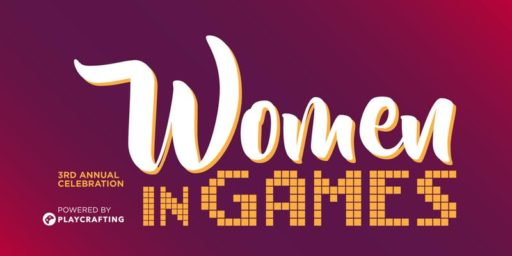 Women in Games - Playcrafting Event