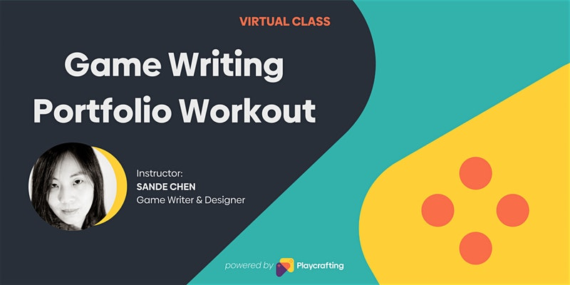 Game Writing Portfolio Workout